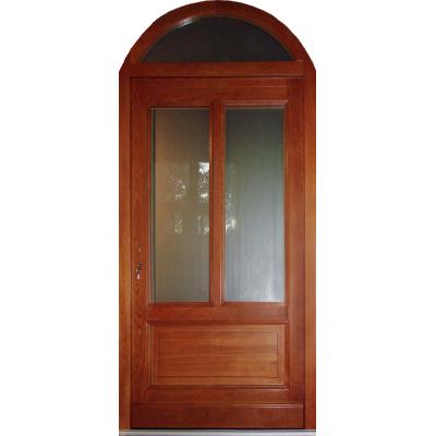 """Klassische Hauseingangstür """"Hasbergen"""" aus Holz"""