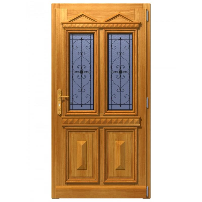 Haustüren holz antik  Gründerzeit Haustür Eingangstür