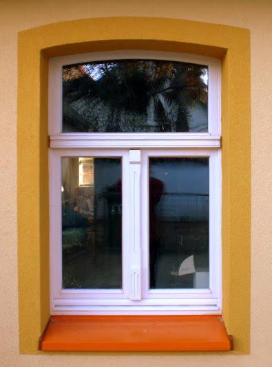 Fenster mit stichbogen und kreisbogen - Fenster mit rundbogen ...
