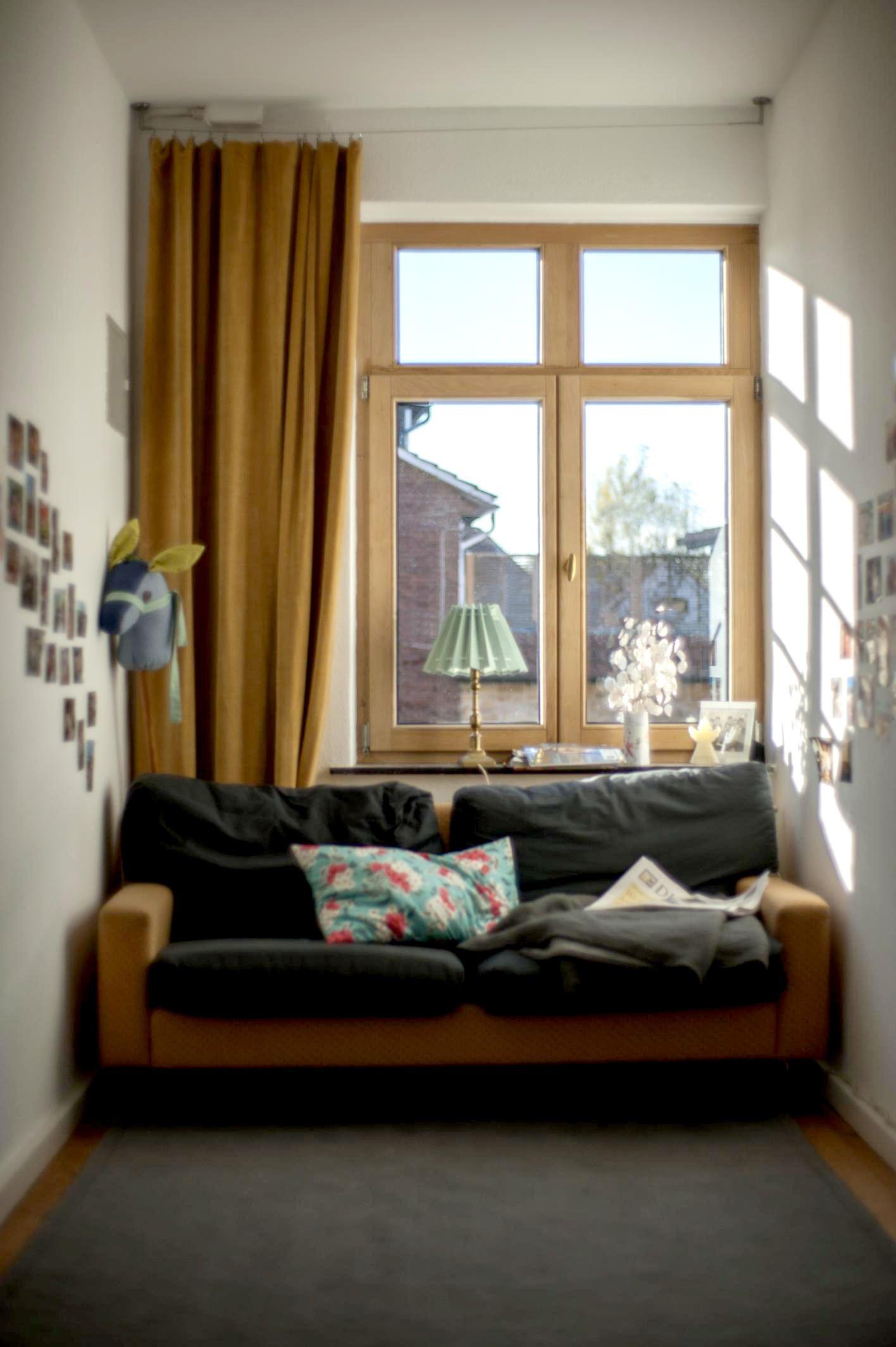Moderne holzfenster mit schmalem rahmen for Fenster ohne rahmen