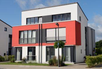 Moderne fenster  für moderne Architektur
