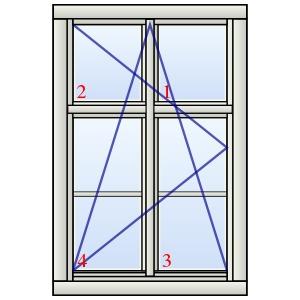holzfenster flensburg einteilig mit glasteilenden. Black Bedroom Furniture Sets. Home Design Ideas