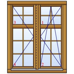 holzfenster n rnberg mit wiener sprossen. Black Bedroom Furniture Sets. Home Design Ideas