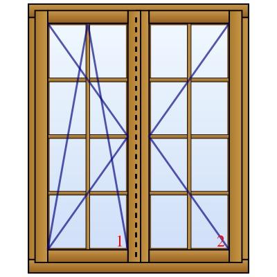 holzfenster bochum zweifl gelig mit sprossen. Black Bedroom Furniture Sets. Home Design Ideas