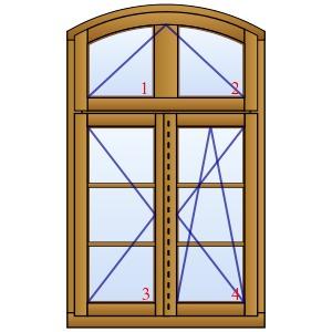 holzfenster dresden mit oberlicht stichbogen und wiener sprossen f r altbau und denkmalschutz. Black Bedroom Furniture Sets. Home Design Ideas